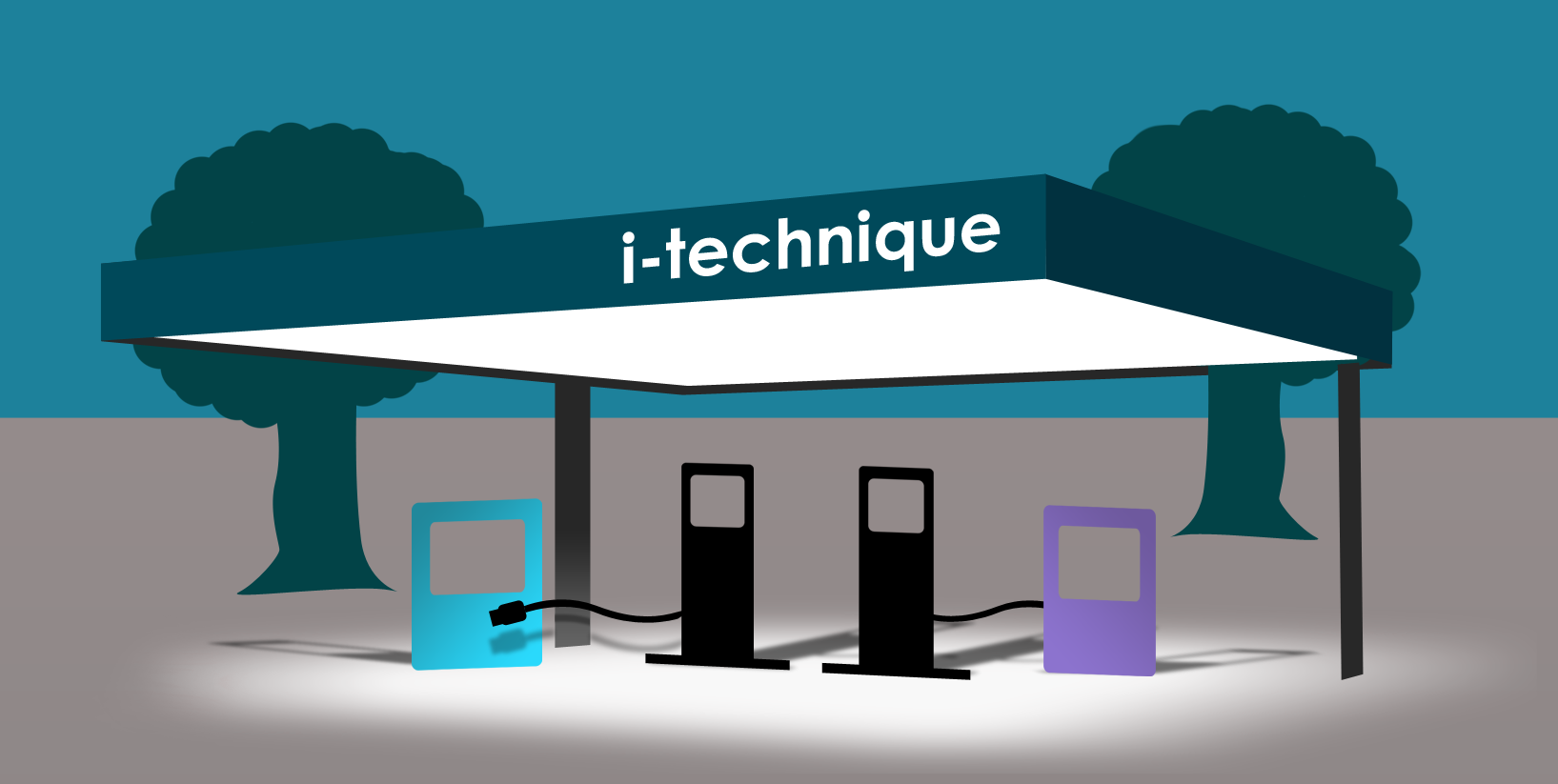 itechnique gas station